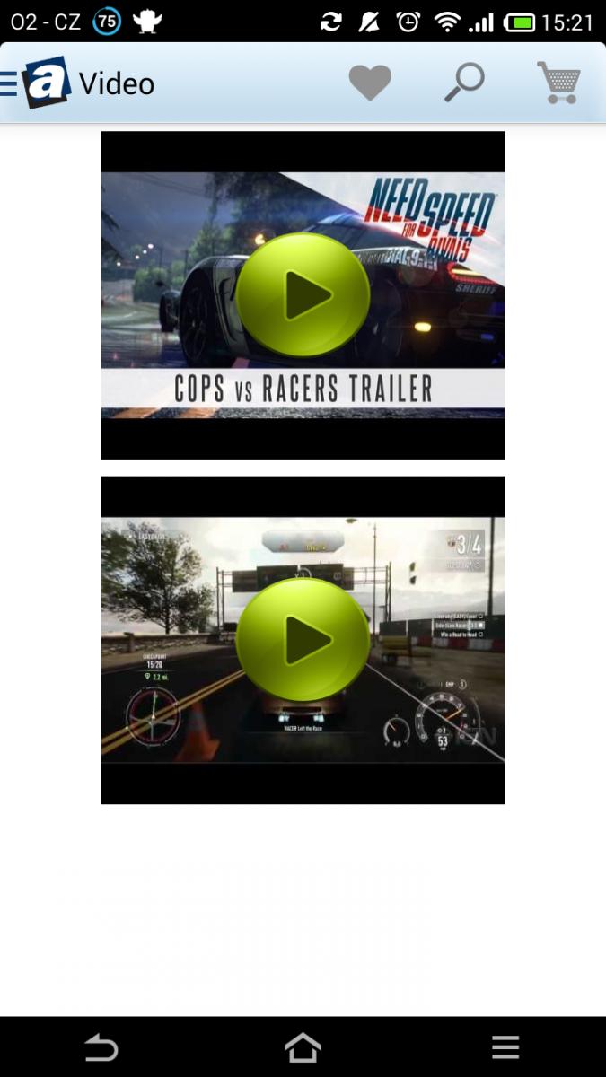 Video produktu