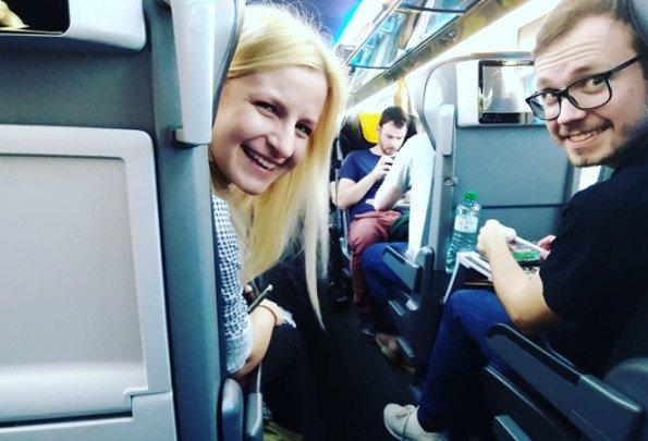 Cesta do Prahy