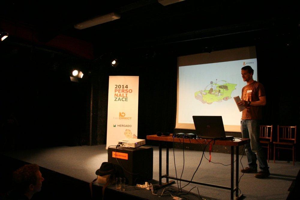 Michal Fanta z Etnetery o pesronalizaci marketingu na internetu