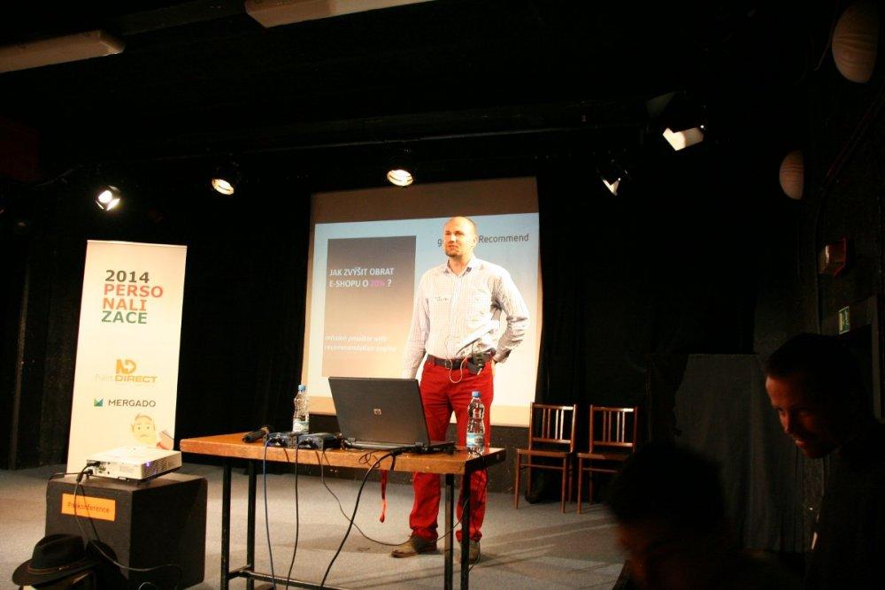 Tomáš Sedláček mluví o personalizaci