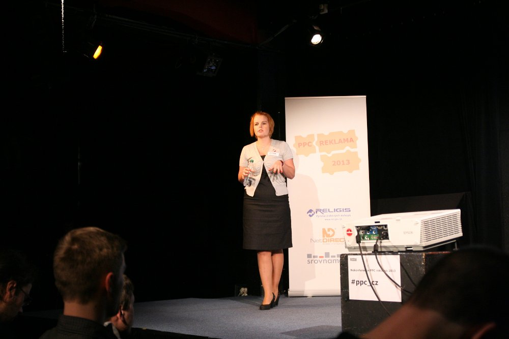 Petra Větrovská povídala o novinkách v Google AdWords