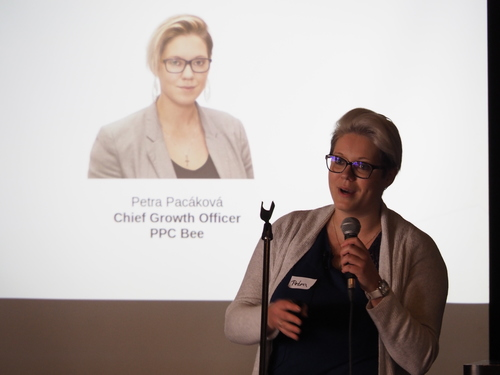 Petra Pacáková z PPC Bee si vybrala téma automatizace.