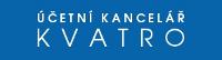 Logo účetní kanceláře Kvatro