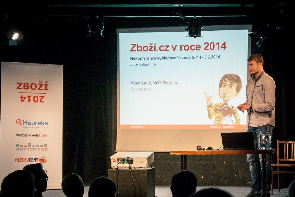 Milan Šmíd mluvil o novinkách na Zboží.cz