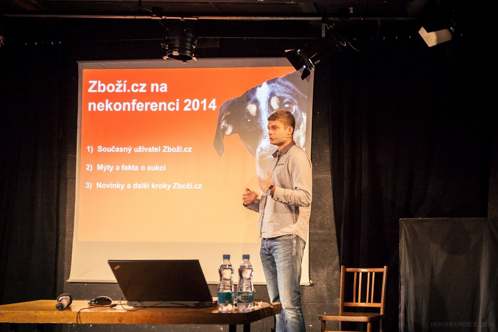 Milan Šmíd ze Zboží.cz